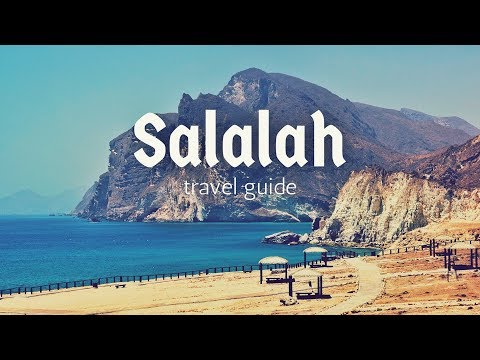 SALALAH Travel Guide, 5 best places in salalah oman !!