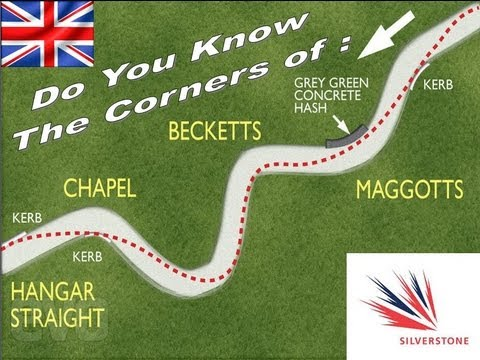 Do You Know Your Corner Names - Silverstone