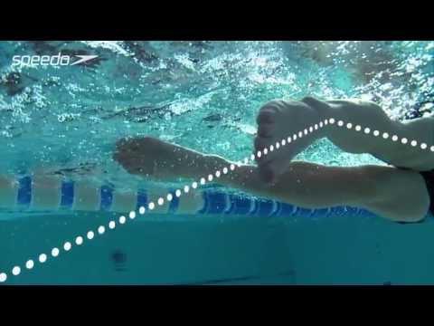 Freestyle Swimming Technique Kick- Speedo