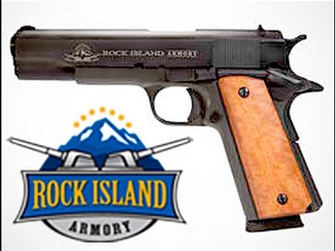 Acp Rock Island Mid Size Tactical