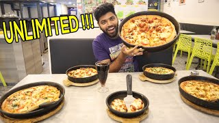 UNLIMITED PIZZAS For 299 Only !!! - Eatza pizza nungambakkam