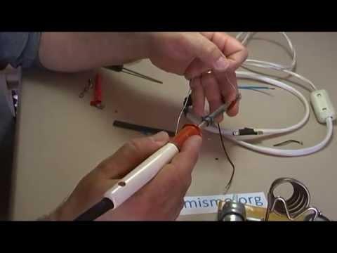 CABLE DE  CHECK - TEST  ELECTRODOMESTICOS, MEJORAS A AÑADIR