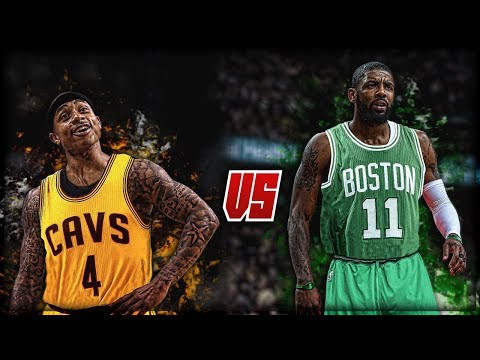 Isaiah Thomas vs Kyrie Irving - WHO IS BETTER?!