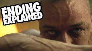 SPLIT (2017) Ending + Twists Explained