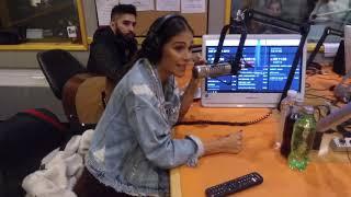 """Greeicy nos contó cómo fue su participación en """"22"""", el single de Tini"""