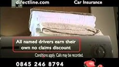 Direct Line: Named Drivers
