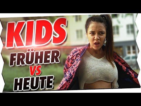 KINDER FRÜHER VS. HEUTE 3