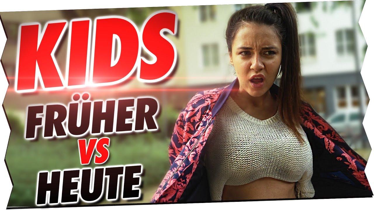 KINDER FRÜHER VS. HEUTE 3 - YouTube
