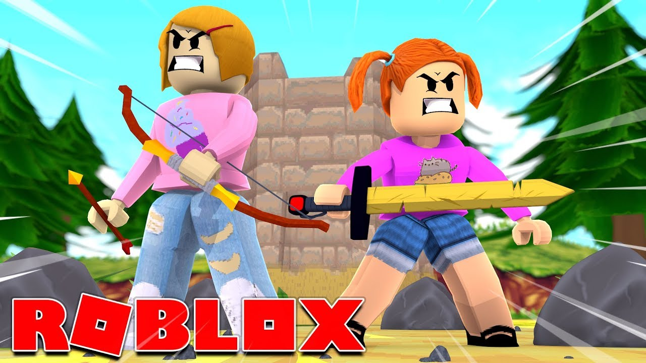 Roblox The Hunger Games Molly And Daisy - roblox hunger games animation
