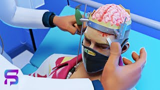 DRIFT gets BRAIN SURGERY.....