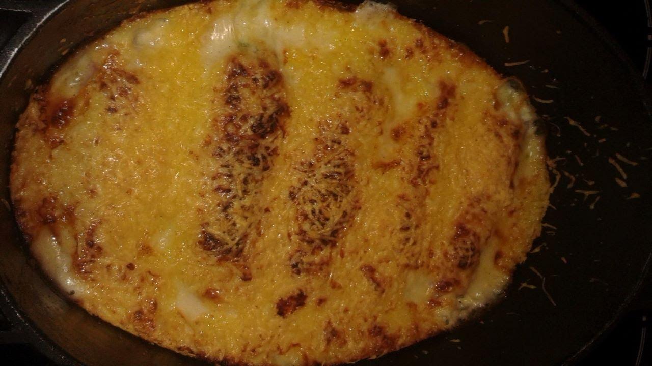 Endives gratin with ham recipe recette d 39 endives au jambon gratin es youtube - Recette endives au jambon ...