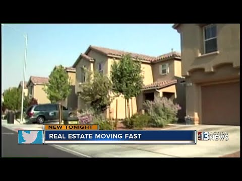 Thousands Moving To Las Vegas Increases Rent