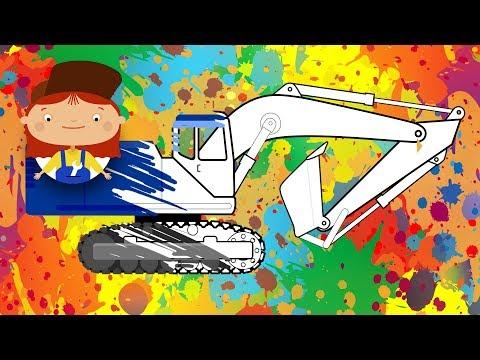 Мультфильм про машинки - Доктор Машинкова 🚗 - Пикник - развивающий мультфильм