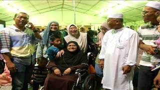 1st Group Of Pilgrims Depart To Holy Land