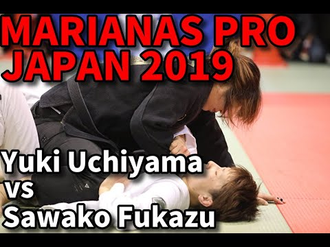 Yuki Uchiyama vs Sawako Fukazu / Marianas Pro Japan 2019