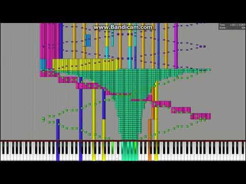 [Black MIDI] The Script - Hall Of Fame