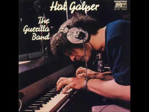 A FLG Maurepas upload - Hal Galper - Rise And Fall - Jazz Avant-Garde