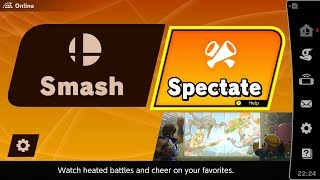 Super smash bros ultimate online
