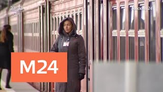 Дети до 14 лет смогут проехать на аэроэкспрессе за рубль - Москва 24