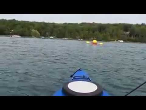 Sport Kayaks - This Is How We Rol l! Independent Michigan