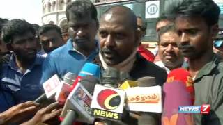 I'm Ready To Spend Even 1 Crore For Jallikattu Supporters: Lawrence  News7 Tamil