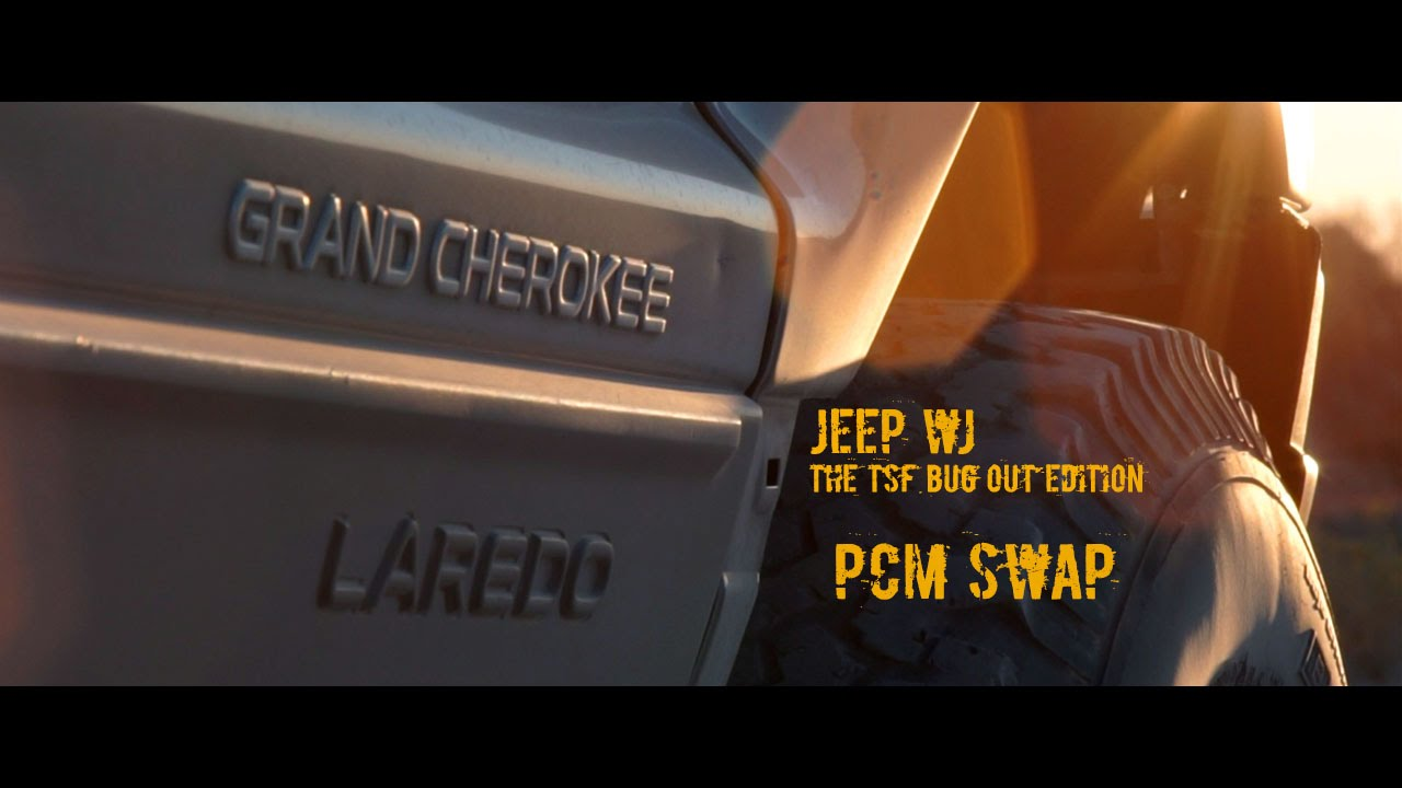 1999 2004 Jeep Wj Pcm Swap Youtube Grand Cherokee Driver Door Wiring Diagram