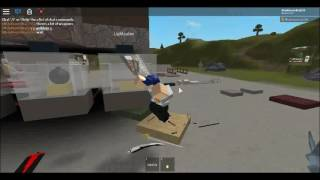Roblox-Playing Dragon God Fighter]