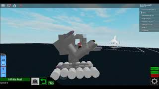 (roblox)so i made the zed from tower battles in plane crazy