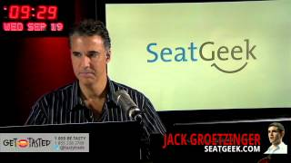 Jack Groetzinger of SeatGeek | Bootstrapping in America thumbnail