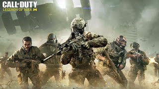 Call Of Duty Mobile Legends Of War Official Trailer And Download For Android