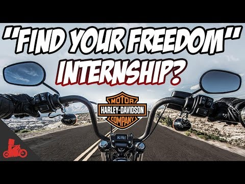 Harleys Find Your Freedom Internship?!  Thoughts ft Giselle & Raj