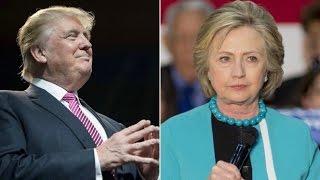 Donald Trump vs Hillary Clinton - Criminal Activity & Voter Turnout