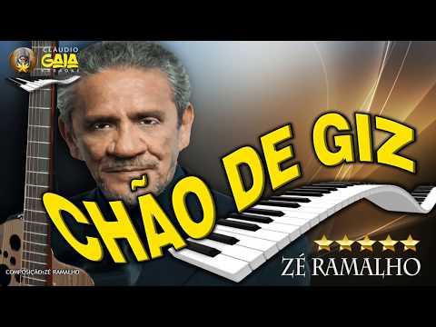 CHÃO DE GIZ = ZÉ RAMALHO - KARAOKÊ