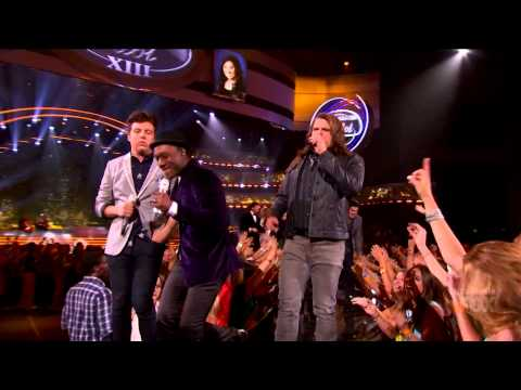 Aloe Blacc + Idol Guys   The Man   American Idol 13 finale