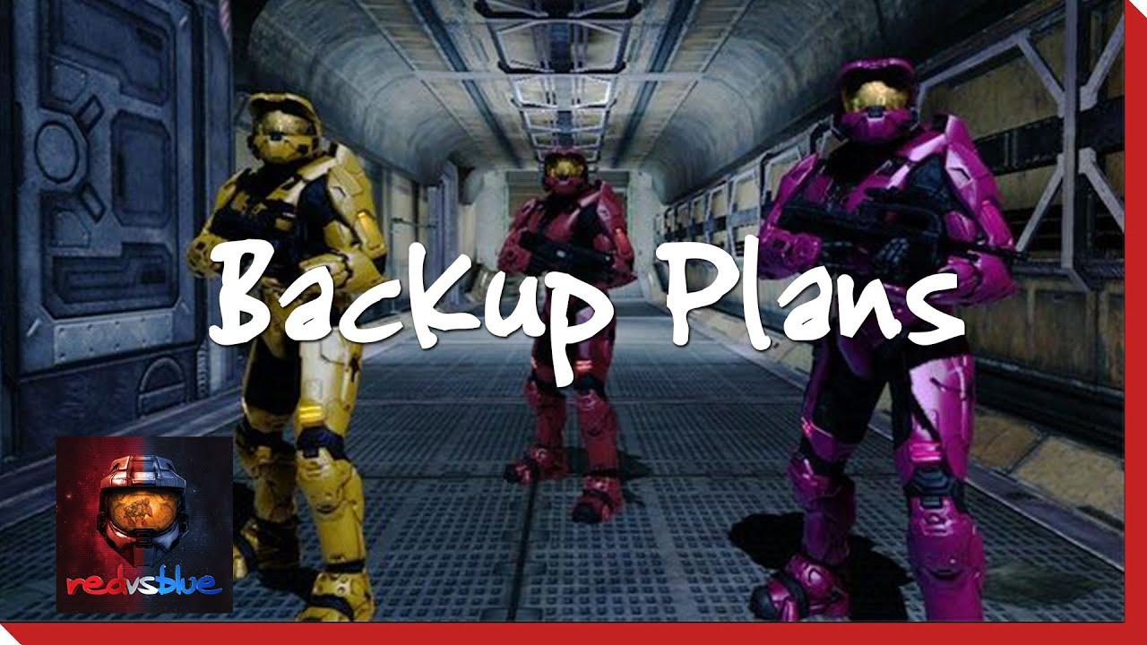 Download Season 8, Chapter 9 - Backup Plans   Red vs. Blue