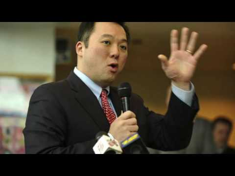 Rep. Tong Speaking on WNPR on Asian Americans in CT