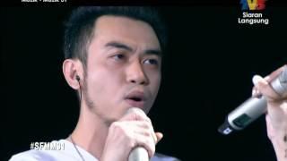 Muzik Muzik 31  | Estranged feat Fazura - Hancur Aku  | Semi Final