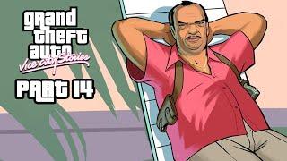 GRAND THEFT AUTO VICE CITY STORIES Gameplay Walkthrough Part 14 - Ricardo Diaz