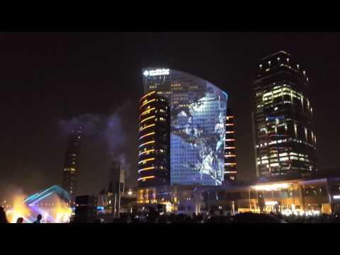 Dubai Festival City #IMAGINE event