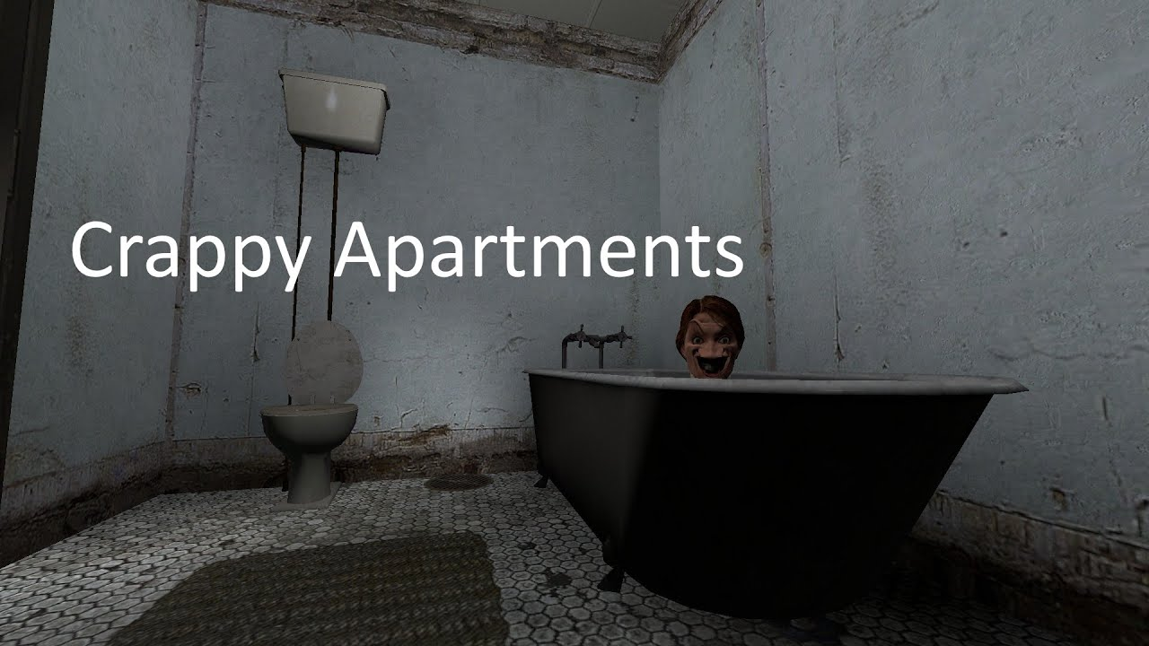 Crappy Apartments   YouTube