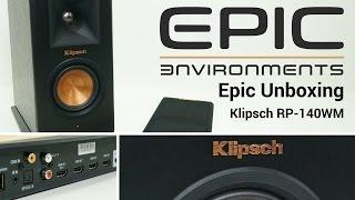 Klipsch Wireless Bookshelf Speakers - Epic Unboxing