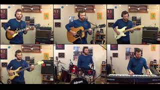 Four Out Of Five EXACT Band Cover - Arctic Monkeys - Bass, Guitar, Drums, Keyboard, Piano