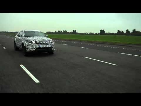 Range Rover Evoque Suspension and Steering - MagneRide Technology