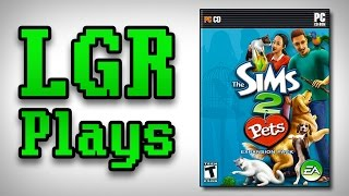 LGR Plays - The Sims 2 Pets