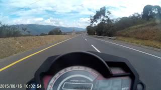 Yamaha FZ16 Top Speed 133km\h