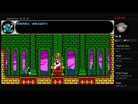 Shovel Knight (1st Play) _ Part 1 _ La Vida Virtual