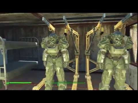 Fallout 4 - Red Rocket Militarized Trade Depot