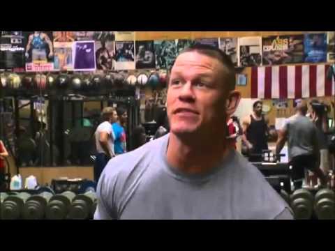 John Cena Beast Workout