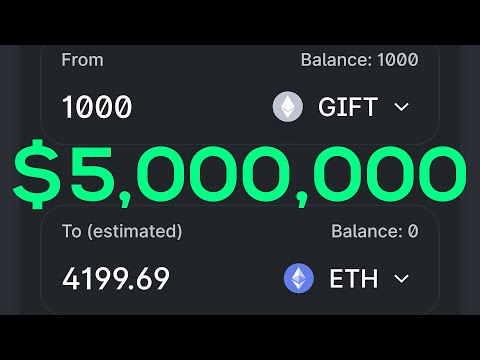 The $5,000,000 Ethereum Airdrop Mystery