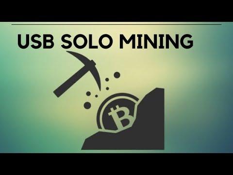 USB Miner Solo Mining Profitability
